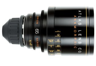 Atlas Orion 65mm T2 2X Anamorphic Prime Silver Edition (EF)