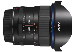 Venus Optics Laowa 12mm f/2.8 Zero-D for Canon