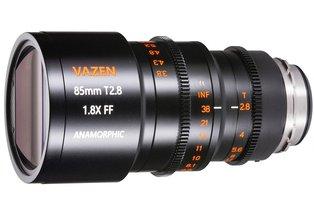 Vazen 85mm T2.8 1.8x Full-Frame Anamorphic (PL)