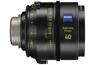 Zeiss Supreme Prime 40mm T1.5 (PL)