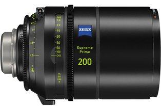 Zeiss Supreme Prime 200mm T2.2 (PL)