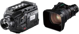 Blackmagic URSA Broadcast (B4) w/ Fujinon XA20SX8.5BRM-K3