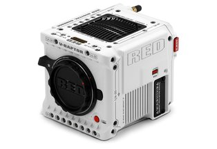 RED V-RAPTOR ST 8K VV DSMC3 Cinema Camera (Canon RF, White)