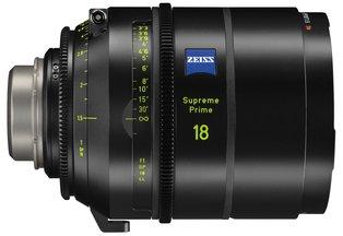 Zeiss Supreme Prime 18mm T1.5 (PL)