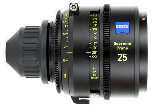 Zeiss Supreme Prime 25mm T1.5 (LPL)