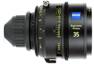 Zeiss Supreme Prime 35mm T1.5 (LPL)
