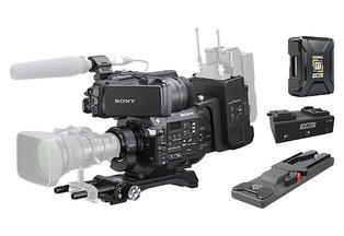 Sony PXW-FS7M2 ENG Broadcast Kit (B4)