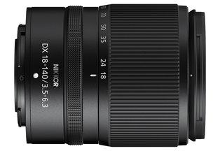 Nikon Z 18-140mm f/3.5-6.3 DX VR