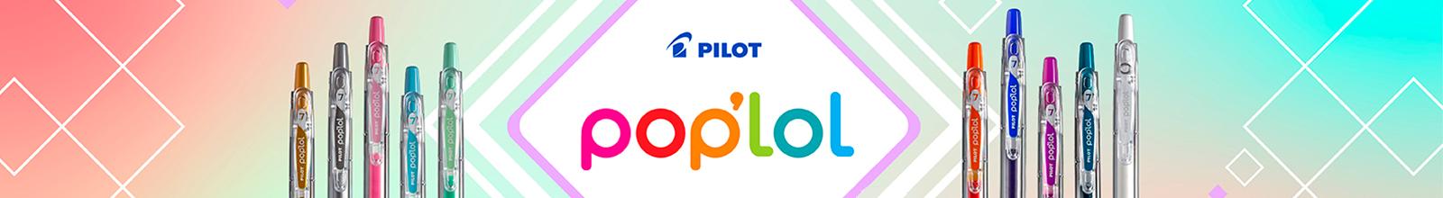 Caneta Poplol Pilot