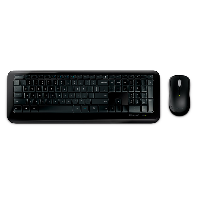 Teclado e mouse USB PY9-00021 Desktop 850 Microsoft