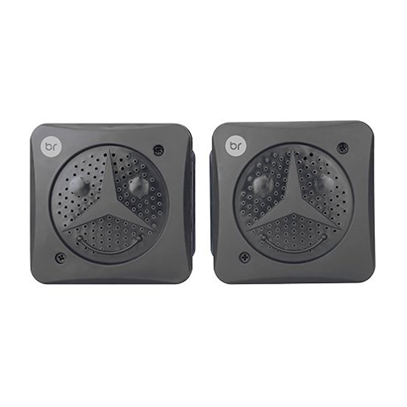 Caixa de som 2.0 mini 5W RMS 0359 - Bright