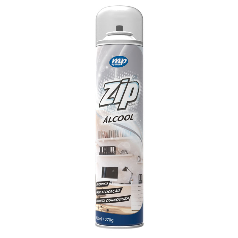 Álcool Spray Higienizador My Place 400ml - Start Química