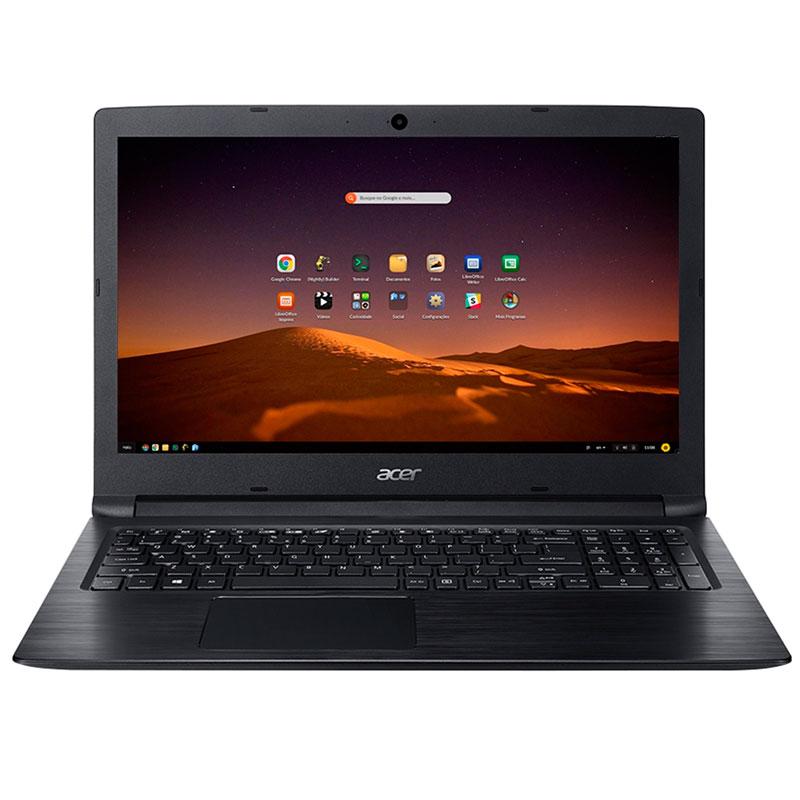 Notebook Acer Aspire A315-53-348W Intel Core I3 4GB 1TB Tela 15,6