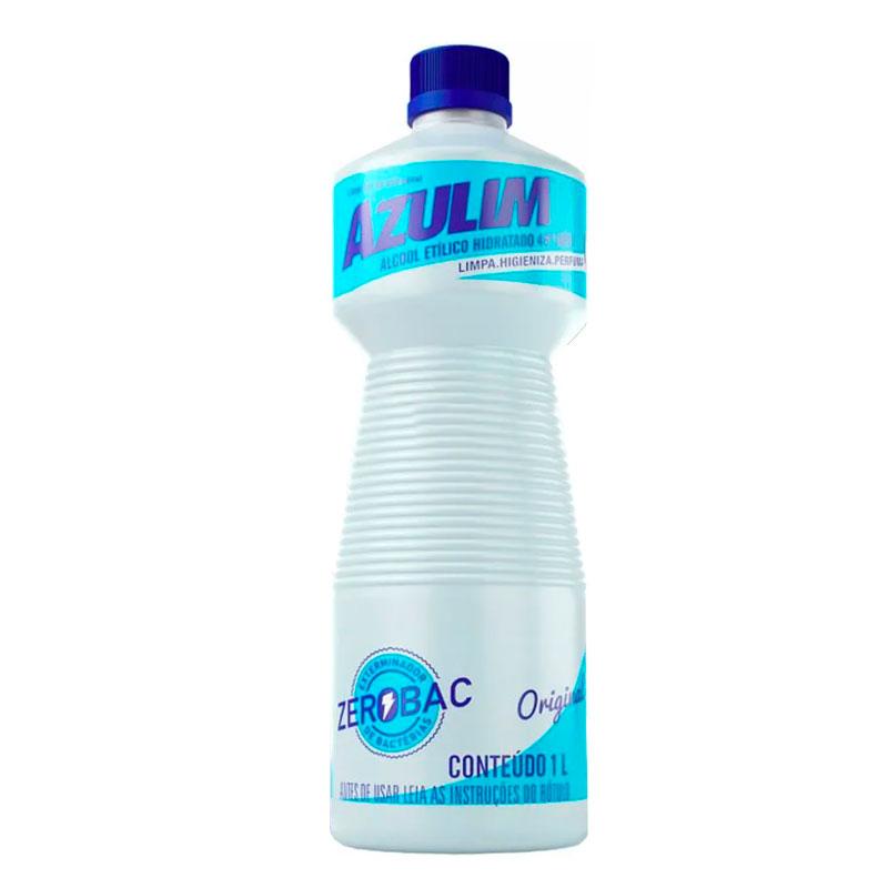 Desinfetante Azulim zerobac cristal 1 litro - Start Química