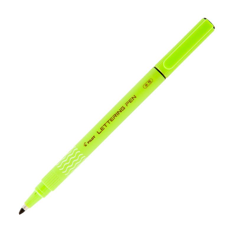 Caneta hidrográfica Lettering Pen 3.0 preta - Pilot