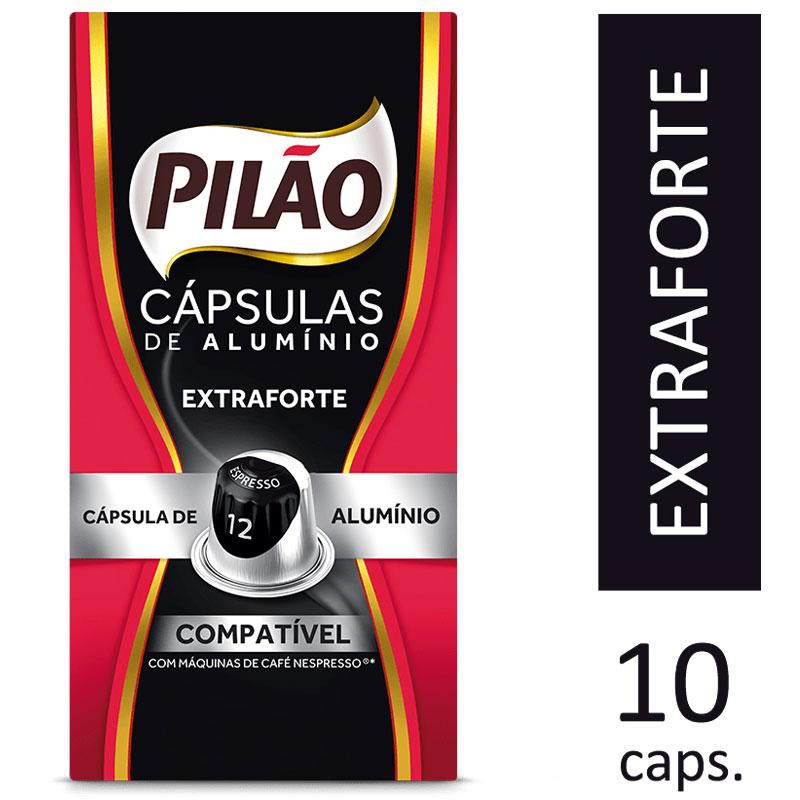 Cápsula de café Espresso 12 4028660 10 und - Pilão