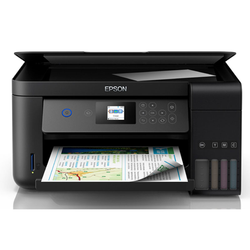 Impressora Multifuncional L4160 Ecotank - Epson