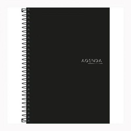 Agenda executiva espiral diária permanente Napoli 2020 - Tilibra