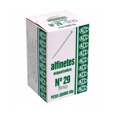 Alfinete NR 29 - com 50g - ACC