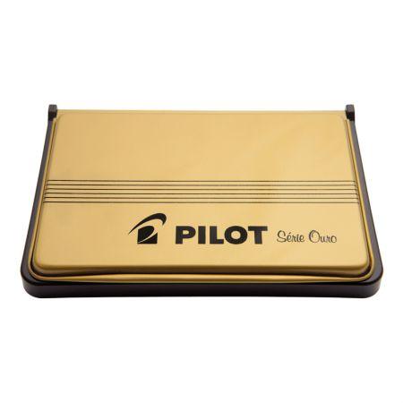 Almofada para carimbo nr 3 - Preta - Pilot