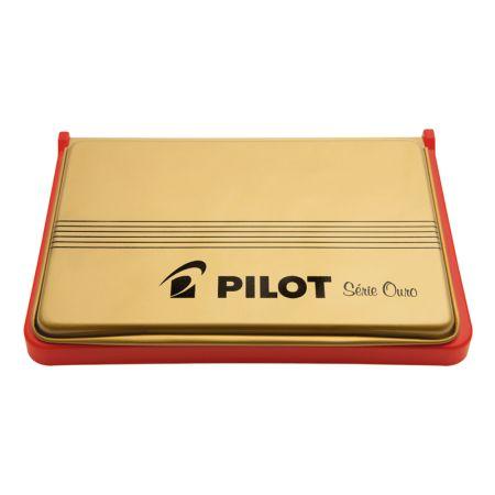 Almofada para carimbo nr 3 - Vermelha - Pilot
