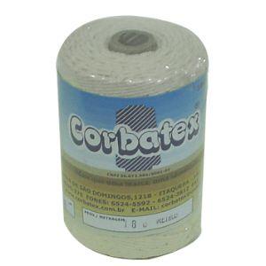 Barbante de algodão 8 fios 140 metros - Corbatex