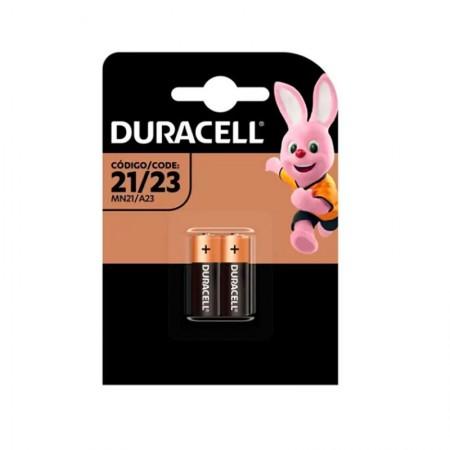 Pilha alcalina mini MN21BPL 12V - com 1 unidade - Duracell