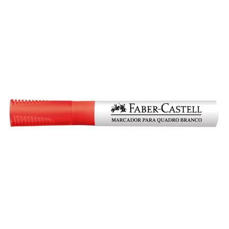 Pincel quadro branco - OF/522VMZF - vermelho - Faber-Castell