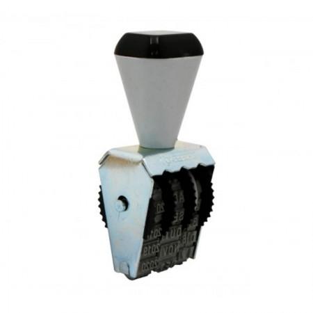 Carimbo datador comum de 3mm - Carbrink