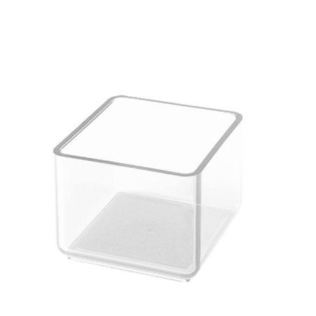 Porta clips simples - cristal - 935.3 - Acrimet