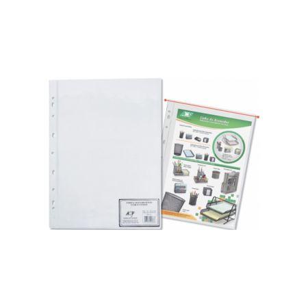 Protetor plástico ofício - 0.20 - com 9 furos - P31 - ACP