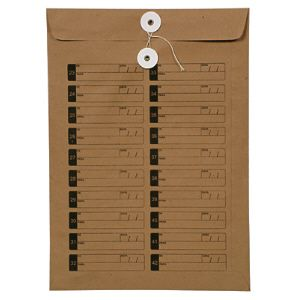 Envelope comunicação interna Vai-Vem SKN635 250x353mm Scrity