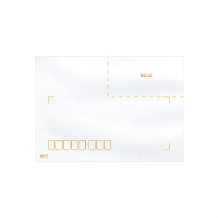 Envelope carta com RPC 114x162mm Blist10und Scrity
