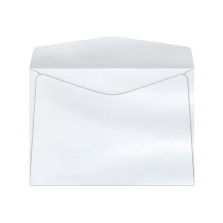 Envelope carta sem RPC COF130 114x162mm - Blist com 10 unidades - Scrity