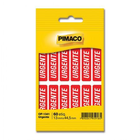 Etiqueta adesiva OP1341 Urgente - Pimaco