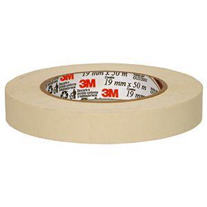 Fita crepe 19mmx50m - 2721 - 3M