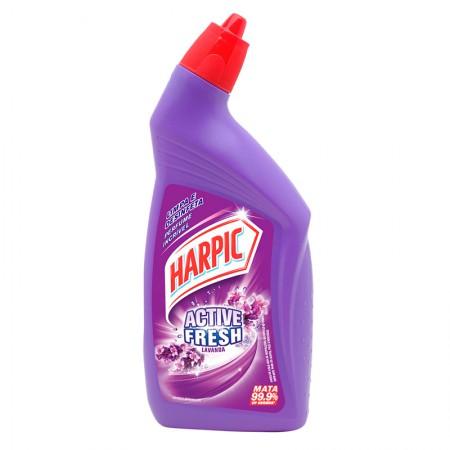 Desinfetante Harpic lavanda 500ml - Reckitt Benckiser