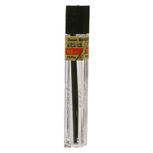 Grafite 0.5mm 2B - tubo com 12 unidades - Pentel
