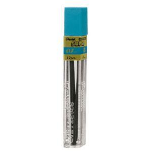 Grafite 0.7mm B - tubo com 12 unidades - Pentel