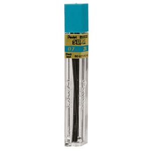 Grafite 0.7mm 2B - tubo com 12 unidades - Pentel