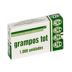 Grampo toth - com 1000 unidades - ACC