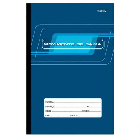 Movimento de caixa capa flexível 50X2 - São Domingos