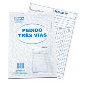 Pedido com cópia azul oficio 25x3 - 210x297mm - São Domingos