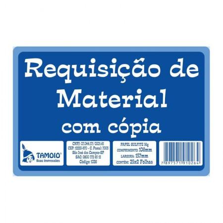 Requisição de material pequeno com cópia 50x2 - São Domingos