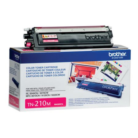 Toner Brother TN210M - magenta 1400 páginas