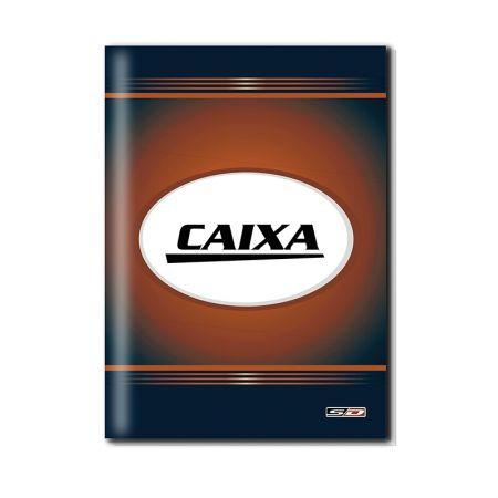Livro caixa 1/4 - com 100 folhas - São Domingos