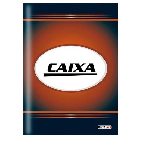 Livro caixa ofício - com 100 folhas - São Domingos