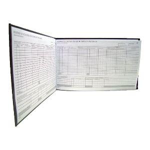 Registro notas fiscais modelo 51 - com 50 folhas - São Domingos