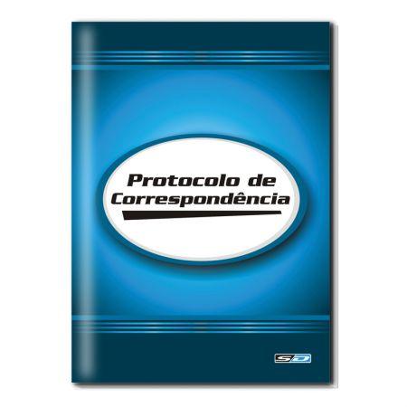 Livro protocolo correspondência 104fls São Domingos