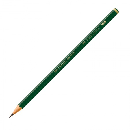 Lápis preto HB - 9000 - unidade - Faber-Castell